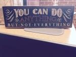 Desk Mantra