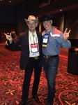 Dan Black and Fred Burke, NACE14
